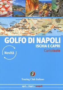 Golfo di Napoli. Ischia e Capri - Silvia Cadrega,Natalino Russo - copertina