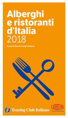 Grandtoureventi.it Alberghi e ristoranti d'Italia 2018 Image