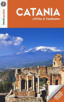 Voluntariadobaleares2014.es Catania, l'Etna e Taormina. Con carta ripiegata Image