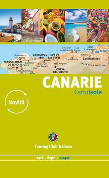 Canarie - Hélène Bienvenu - copertina