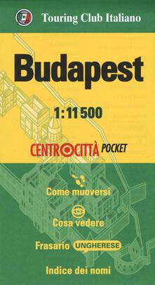 Nicocaradonna.it Budapest 1:11.500 Image