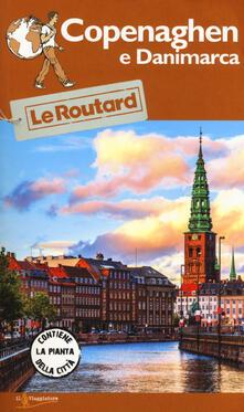 Copenaghen e Danimarca. Con carta.pdf