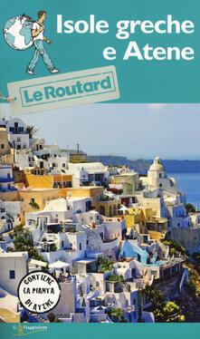 Isole greche e Atene. Con carta.pdf