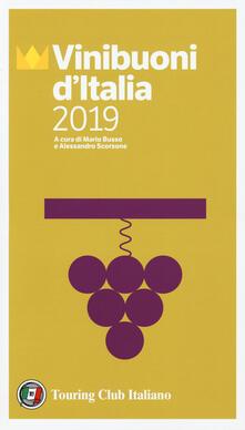Vini buoni d'Italia 2019 - copertina