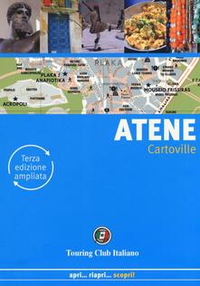 Atene. Ediz. ampliata - copertina