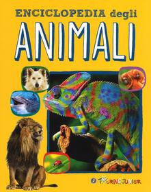Enciclopedia degli animali - Karen McGhee - copertina