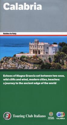 Calabria. Ediz. inglese - copertina