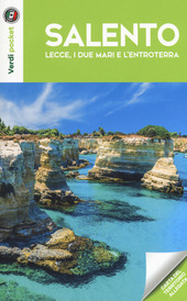 Copertina  Salento, Lecce, i due mari e l'entroterra