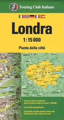 Cartina Monumenti Londra Pdf.Londra 1 15 000 Pianta Della Citta Pdf Libro Pdf Feed