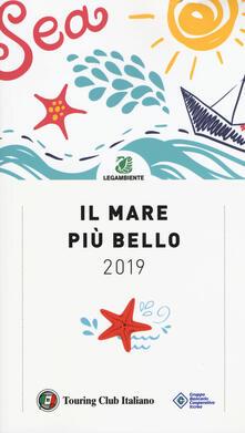 Il mare più bello 2019 - copertina