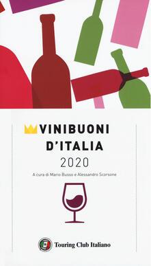 Vini buoni d'Italia 2020 - copertina