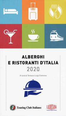 Camfeed.it Alberghi e ristoranti d'Italia 2020 Image
