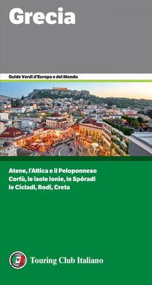 Grecia - AA. VV. - ebook