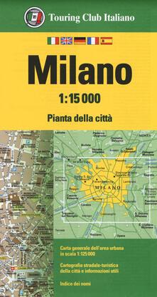 Voluntariadobaleares2014.es Milano 1:15.000 Image