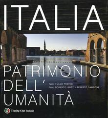 Festivalpatudocanario.es Italia patrimonio dell'umanità. Ediz. illustrata Image