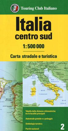 Voluntariadobaleares2014.es Italia centro sud 1:500.000 Image