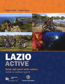 Lazio active. Guida agli sport nella natura-Guide to outdoor sports. Ediz. bilingue.pdf