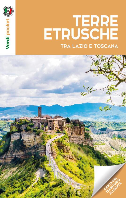 Le terre etrusche tra Lazio e Toscana - copertina