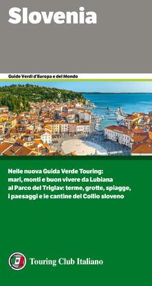 Slovenia. Lubiana, i centri termali, il parco del Triglav, il Carso e la costa istriana - AA. VV. - ebook