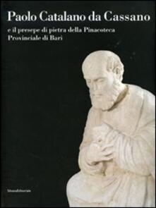 3tsportingclub.it Paolo Catalano da Cassano e il presepe di pietra della Pinacoteca Provinciale di Bari Image