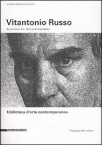 Vitantonio Russo. Economic art. Percorsi interattivi