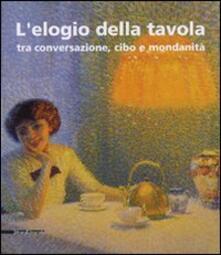 3tsportingclub.it L' elogio della tavola tra conversazione, cibo e mondanità. Catalogo della mostra (Modena, 17-25 febbraio 2007). Ediz. illustrata Image