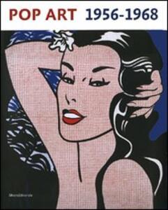 Pop art 1956-1968. Catalogo della mostra (Roma, 26 ottobre 2007-27 gennaio 2008) - copertina