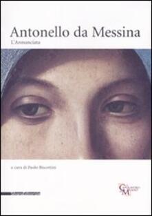 Antonello da Messina. L'Annunciata - copertina