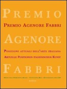 Premio Agenore Fabbri. Posizioni attuali dell'arte italiana