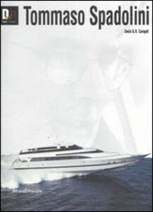 Foto Cover di Tommaso Spadolini, Libro di Decio G. Carugati, edito da Silvana
