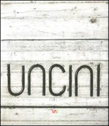 Winniearcher.com Uncini. Catalogo ragionato. Ediz. italiana e tedesca Image
