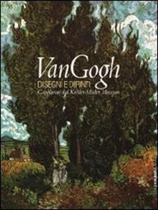 Van Gogh. Disegni e dipinti. Capolavori dal Kröller-Müller Museum. Catalogo della mostra (Brescia, 18 ottobre 2008-25 gennaio 2009) - copertina