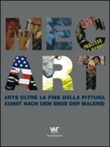 Mec-art. Arte oltre la fine della pittura. Ediz. italiana e tedesca - copertina