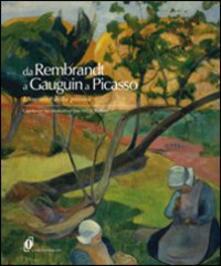 Da Rembrandt a Gauguin a Picasso. L'incanto della pittura. Capolavori dal Museum of fine arts di Boston. Catalogo della mostra (Rimini, 10 ottobre-14 marzo 2010)
