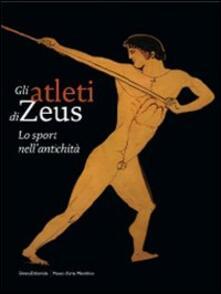Parcoarenas.it Gli atleti di Zeus. Lo sport nell'antichità. Catalogo della mostra (Mendrisio, 12 settembre 2009-10 gennaio 2010) Image