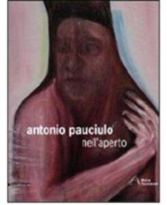 Libro Antonio Pauciulo. Nell'aperto. Ediz. italiana e inglese
