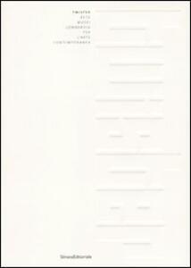 Twister. Rete musei Lombardia per l'arte contemporanea. Ediz. italiana e inglese