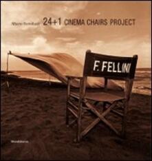 Parcoarenas.it 24+1 cinema chairs project. Ediz. italiana e inglese Image
