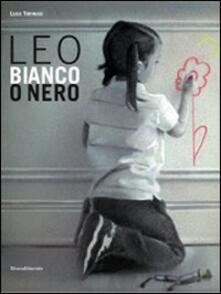 Leo. Bianco o nero - copertina