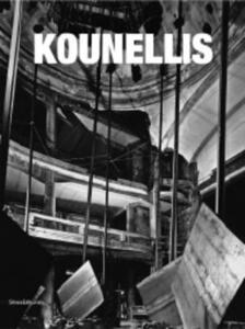 Jannis Kounellis. Catalogo della mostra (Bari, 15 maggio-20 settembre 2010). Ediz. italiana e inglese