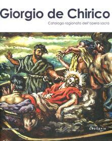 Camfeed.it Giorgio De Chirico. Catalogo ragionato dell'opera sacra Image