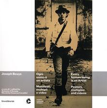 Daddyswing.es Joseph Beuys. Ogni uomo è un artista. Manifesti, multipli e video. Catalogo della mostra (Chiasso, 25 maggio-15 luglio 2012). Ediz. italiana e inglese Image