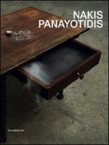 Libro Nakis Panayotidis. Catalogo della mostra (Modena, 28 giugno-16 settembre 2012). Ediz. italiana e inglese