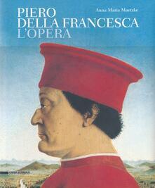Piero della Francesca. L'opera - copertina