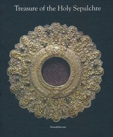Treasure of the Holy Sepulchre - copertina