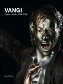 Giuliano Vangi. Opere 1994-2014. Catalogo della mostra (Roma, 19 ottobre 2014-18 gennaio 2015). Ediz. italiana e inglese - copertina