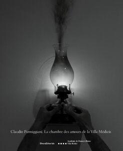 Foto Cover di Claudio Parmiggiani. La chambre des amours de la villa Médicis. Ediz. italiana, francese e inglese, Libro di  edito da Silvana