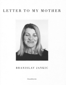 Libro Letter to my mother Branislav Jankic