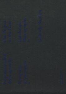 Foto Cover di La progettualità dello sguardo. Fotografie di paesaggio di Gabriele Basilico. Ediz. italiana e inglese, Libro di  edito da Silvana
