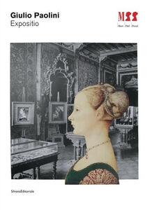 Foto Cover di Giulio Paolini. Expositio. Ediz. italiana e inglese, Libro di  edito da Silvana